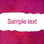 Pink grunge background with space for text — Foto de Stock