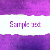 Purple concrete background with space for text — Stock Photo