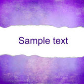Purple pastel background with space for text — Stock Photo