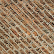 Diagonal brick wall — Stock Photo #43523481