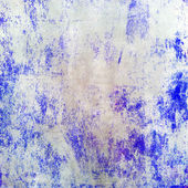 Blue distressed grunge background texture — Stock Photo