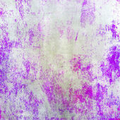 Purple distressed grunge background texture — Stock Photo