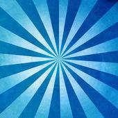 Modré paprsky pozadí textury — Stock fotografie