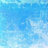 Distressed blue background — Stock Photo