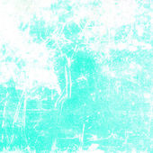 Distressed cyan background texture — Foto de Stock