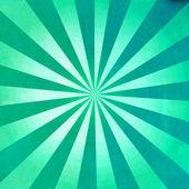 Trama di sfondo verde raggi — Foto Stock
