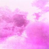 Purple cloud background — Stock Photo