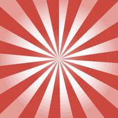 Röda strålar bakgrund — Stockfoto