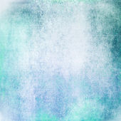 Cyan canvas abstract background — Stock Photo
