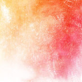 Distressed orange pastel background — Foto de Stock