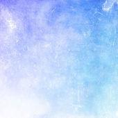 En détresse fond pastel turquoise — Photo