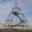 Stock Photo: Tetrahedron
