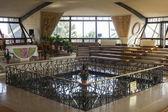 Hall for sermons — Stock Photo