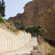 Monastery of St. George fence - Stock Photo