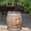 Wine barrel — Stock Photo #33591549