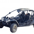 Buggy car on — Stock Photo