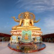 Big Buddha Temple - Stock Photo