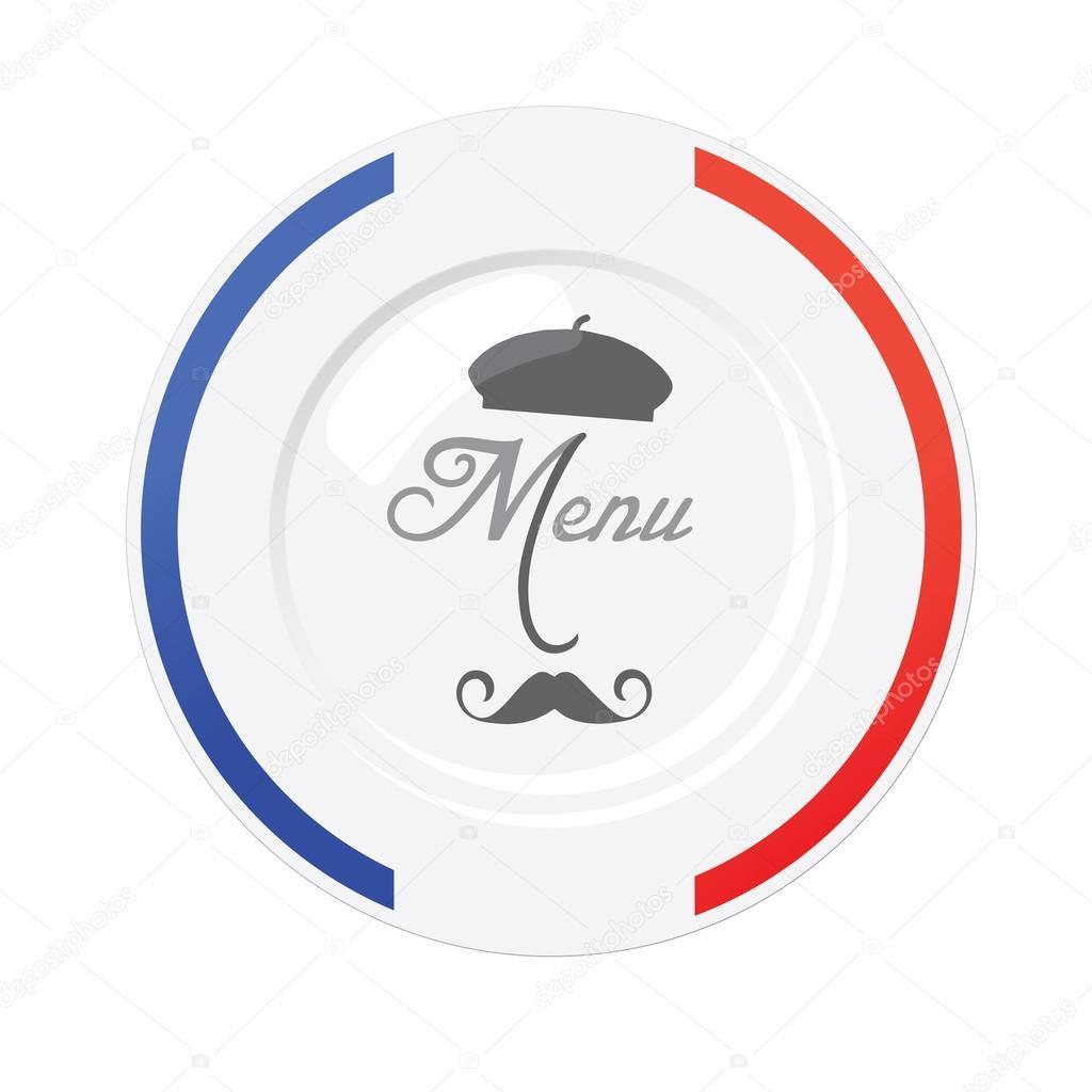 French Menu Template Funny French Restaurant Menu