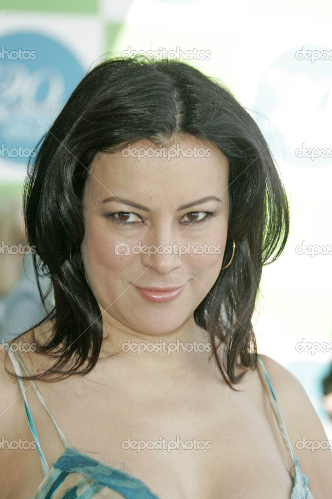 Jennifer Tilly at the 20th IFP Independent Spirit Awards - Arrivals, Santa Monica, CA 02-26-05 — Stock Photo #13841868