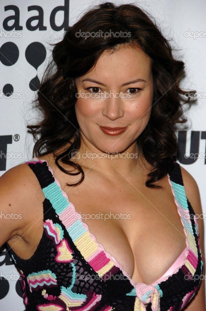 Jennifer Tilly at the 17th Annual GLAAD Media Awards. Kodak Theatre, Hollywood, CA. 04-08-06 — Stock Photo #13841870