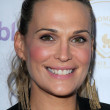 Molly Sims  at Rosie Pope's First West Coast Maternity Store Opening, Santa Monica - Stock Photo