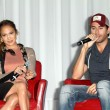 Jennifer Lopez, Enrique Iglesias — Stock Photo #14003210