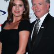 Alan Thicke and wife Tanya — Stock Photo