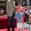 Neil flynn, patricia heaton, atticus shaffer — Photo