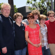 Stock Photo: David Hunt, PatriciHeaton and family