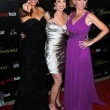 Constance Marie, Lizzy Weiss, Marlee Matlin — Stock Photo