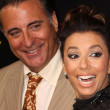 Stock Photo: Andy Garcia, EvLongoria