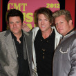 Rascal Flatts - Stock Photo