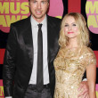 Dax Shepard and Kristen Bell — Stock Photo #14009917