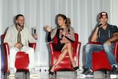 Yandel, Jennifer Lopez, Enrique Iglesias — Stock Photo