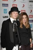 Michael Lockwood, Lisa Marie Presley — Stockfoto