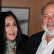 Stock Photo: Cher, Rob Reiner