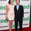 Clare Grant, Seth Green — Stock Photo #14011374