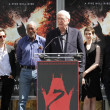 Постер, плакат: Gary Oldman Morgan Freeman Michael Caine Anne Hathaway and Christian Balуе