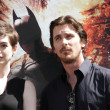 Постер, плакат: Anne Hathaway and Christian Bale