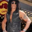 Foto Stock: Slash at Slash Honored with Star on Hollywood Walk of Fame, Hollywoo