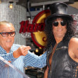 Robert Evans, Slash — Stock Photo #14012087