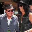 Stock Photo: Charlie Sheen and Slash