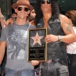Stock Photo: Clifton Collins Jr. and Slash
