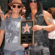 Stock fotografie: Clifton Collins Jr. and Slash