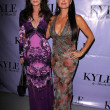 Lisa Vanderpump, Kyle Richards — Stock Photo