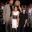 ������, ������: Chuck Norris and family