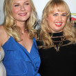 Stock Photo: Kirsten Dunst, Rebel Wilson