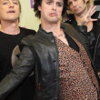 Постер, плакат: Tre Cool Billie Joe Armstrong Mike Dirnt