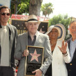 Stock Photo: Leonard Nimoy, Walter Koenig, Nichelle Nichols, George Takei