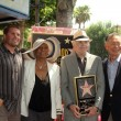 Stock Photo: Rod Roddenberry, Nichelle Nichols, Walter Koenig, George Takei